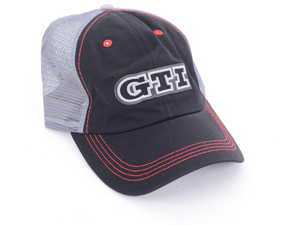 bb58491c6841b ES 3232972 - DRG004968 - GTI Mesh Back Cap - GTI embroidered on front