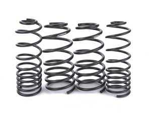 ES#2826718 - 1041101218K - Sport Spring Set - lowers approximately 25mm front and rear - Autotech - Volkswagen
