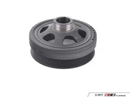 ES#3422025 - 1120300000 - Engine Harmonic Balancer - Does not include new mounting bolt - Genuine Mercedes Benz - Mercedes Benz