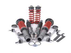 ES#3438337 - MRS1630 - Mono RS Coilover Kit - Adjustable Dampening - Monotube coilovers that give full length adjustment, 32-level Dampening, and front camber plates! - GODSPEED - BMW