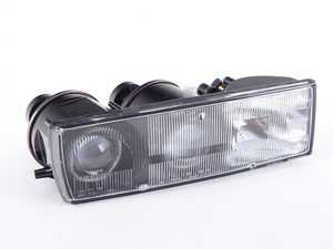 ES#3505008 - 63121383918SD1 - Headlight Assembly - Right *Scratch And Dent* - US spec headlight assembly, passenger side - Genuine BMW - BMW