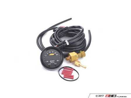 ES#3499782 - 30-0306 - AEM X-Series Boost Pressure 30inHg 35psi Gauge - AEM Boost gauge - AEM -