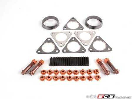ES#259901 - E46M311_30 - Exhaust Manifold Install Kit - A complete hardware kit used when installing CSL or aftermarket headers - Genuine BMW - BMW