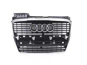 ES#2081152 - 8E0853651SZ9Y - 25th Anniversary Quattro Grille assembly - Phantom Black Pearlescent - Clean up or change your look - Genuine Volkswagen Audi - Audi