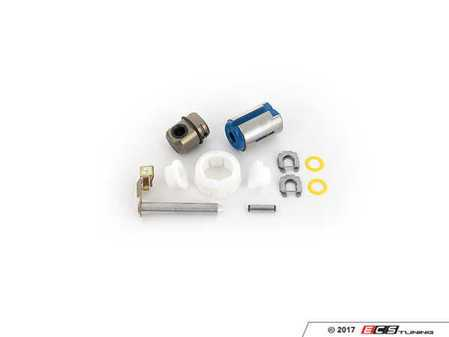 ES#2593569 - 25111222375KT1 - Shifter Rebuild & Upgrade Kit - Overhaul your shifter with this kit, featuring ECS Tuning teflon shifter bushings & Turner Motorsport poly shift arm bushing for a feeling better than new! The enthusiast rebuild! - Assembled By ECS - BMW