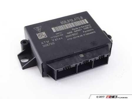 ES#3292597 - 95B919475B - CONTROL UNIT,PARK - Genuine Porsche -
