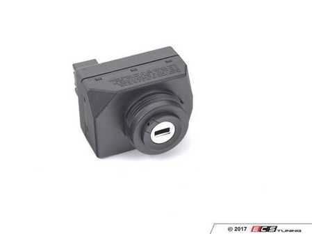 ES#3241423 - 99761815907 - Ignition Switch - Lock cylinder with integrated control module - Genuine Porsche - Porsche
