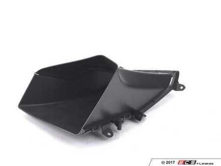ES#3491832 - 5G08074059B9 - Clubsport Bumper Air Duct - Left - Genuine European Volkswagen Audi -