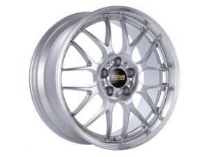 """ES#3514168 - rs944dspkKT - 18"""" Style RS 944H Wheels - Square Set Of Four - 18x8 ET35 72.5CB 5X120 in diamond silver. - BBS - BMW MINI"""