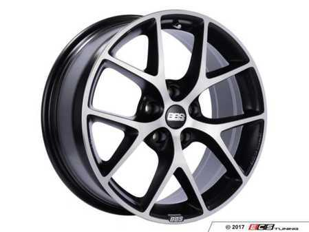 """ES#3514276 - sr026vgpkKT - 19"""" Style SR 026 Wheels - Square Set Of Four - 19x8.5 5x120 ET32 PFS in Volcano Gray with a diamond cut face. - BBS - BMW"""