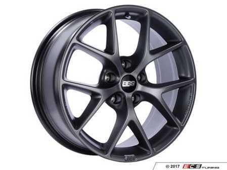 "ES#3514282 - sr026sgKT - 19"" Style 026 Wheels - Square Set Of Four - 19x8.5 ET32 5x120 PFS in Satin Grey. - BBS - BMW"