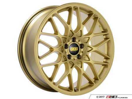 ES#3514305 - rx301gsKT - 19 Style RXR 307 Wheels - Square Set Of Four - 9x8.5 5x120 ET32 PFS in Satin Gold. - BBS - BMW