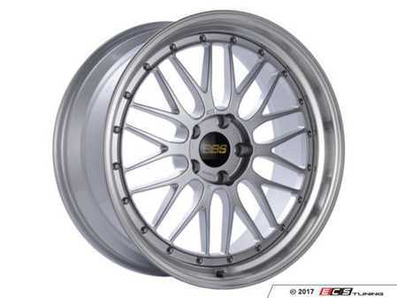 "ES#3514312 - lm227dspkKT - 19"" Style LM 227 Wheels - Square Set Of Four - 19x8.5 5x120 ET32 PFS. Diamond Silver center with a diamond cut lip. - BBS - BMW"