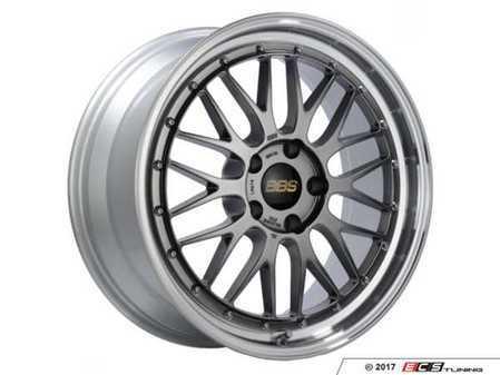 "ES#3515043 - lmdbpk19sKT - 19"" Style LM Wheels - Staggered Set Of Four - 19x8.5 ET32 and 19x9.5 ET32 5x120 PSF. Diamond Black center with a diamond cut lip. - BBS - BMW"