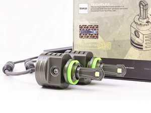 ES#3514374 - led370KT - 2Stroke H11 LED Conversion Kit - Set of 2 68 watts combined H11 LED bulbs - Morimoto - Audi BMW Volkswagen Mercedes Benz MINI Porsche