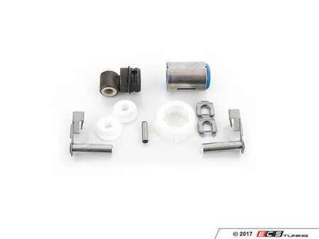 ES#3183648 - 25117526415KT1 - Shifter Rebuild & Upgrade Kit - Overhaul your shifter with this kit, featuring ECS Tuning teflon shifter bushings & Turner Motorsport poly shift arm bushing - Assembled By ECS - BMW