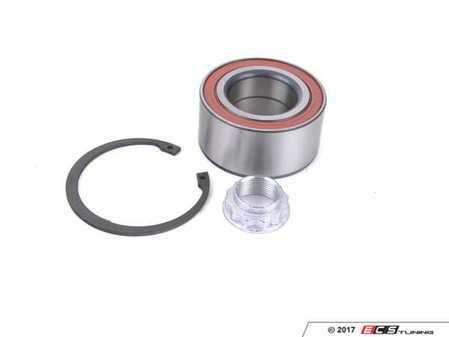 ES#2875318 - 33412295519 - Rear Wheel Bearing Kit - Priced Each - Includes one wheel bearing, hub nut & circlip - Febi - BMW
