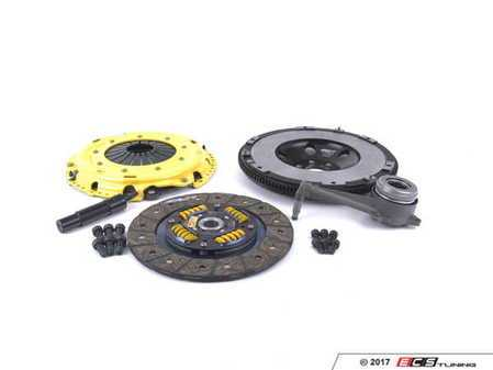 ES#3438061 - VW5-HDSS - Performance Street Clutch Kit - With Lightweight Flywheel (16lbs) - Handles up to 410 lb-ft of torque - ACT - Audi Volkswagen