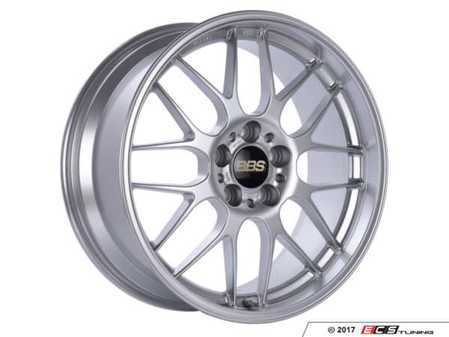 "ES#3514694 - rg734hdskKT - 18"" Style RG-R Wheels - Square Set Of Four  - 18x8.5 5x120 ET38 CB72.5 in Diamond Silver. - BBS - BMW MINI"