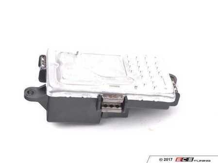 ES#3183603 - 2128702110 - Blower Motor Regulator - Located on the blower motor housing - Behr - Mercedes Benz