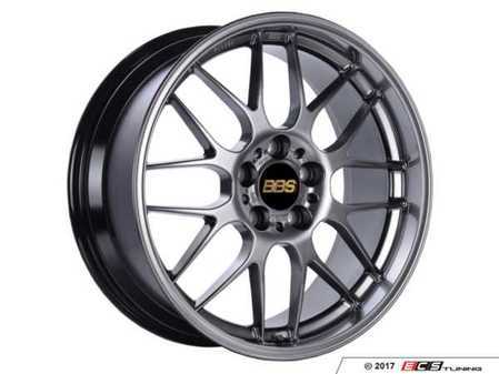 """ES#3514812 - rghdbk18sKT - 18"""" Style RG Wheels - Staggered Set Of Four - 18x8.5 ET38 and 18x9 ET45 5x120 CB72.5 in Diamond Black. - BBS - BMW"""