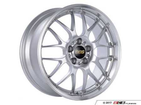 """ES#3514899 - redspk18sKT - 18"""" Style RS Wheels - Staggered Set Of Four - 18x8.5 ET38 and 18x9.5 ET40 5x120 PFS in Diamond Silver. - BBS - BMW"""