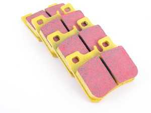 ES#2070891 - DP4846R - Rear Yellowstuff Performance Brake Pad Set - A race-quailty pad that can be used at the track and back home again - EBC - Mercedes Benz