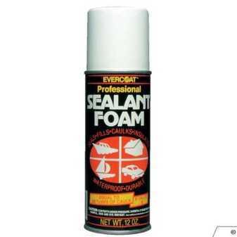 ES#3515008 - FIB654 - Sealant Foam Aerosol - Semi-rigid closed foam has many uses - Fibre Glass Evercoat - Audi BMW Volkswagen Mercedes Benz MINI Porsche