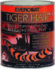 ES#3515010 - FIB1189 - Tiger Hair Body Filler - Fibre Glass Evercoat - Audi BMW Volkswagen Mercedes Benz MINI Porsche