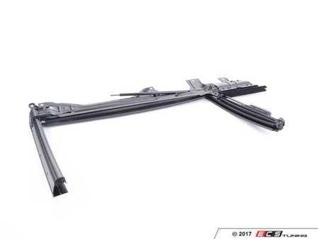 ES#1833092 - 51359168843 - LEFT REAR DOOR SUN B - Genuine BMW -