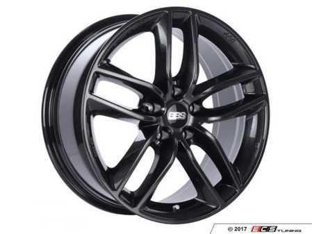 "ES#3515021 - sx0102cbKT - 18"" Style SX 0102 Wheels - Square Set Of Four  - 18x8 ET30 5x120 PFS in Crystal Black Metallic. - BBS - BMW"