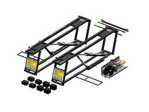 ES#3515025 - BL-7000SLX -   QuickJack Vehicle Lift - 7,000 Lb. Capacity - Ultra-portable, heavy duty lifting system for shorter wheelbase cars that will raise your vehicle up to 21.5 inches in seconds. - QuickJack - Audi BMW Volkswagen Mercedes Benz MINI Porsche