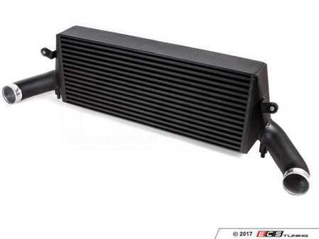 ES#3515038 - FMINT11 - Front Mount Intercooler Kit - 56% more surface area than stock, and an even more impressive 94% increase in volume! - Forge - Audi