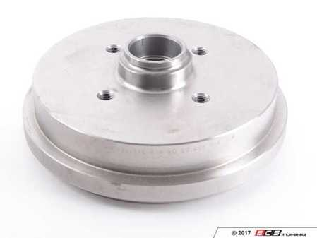 ES#3236197 - 191501615B - Rear Brake Drum - Priced Each - Quality replacement drum to restore your stopping power - ATE - Volkswagen