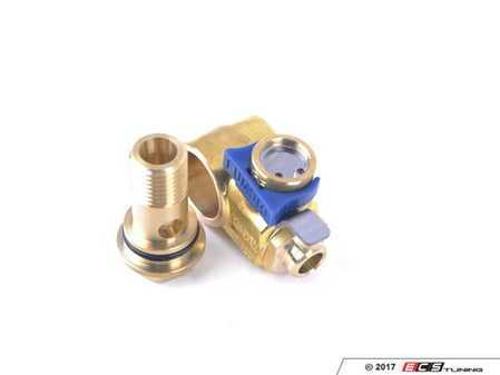 ES#3509469 - F106SX - Fumoto SX-series Oil Drain Valve - Featuring through-bolt style installation, for use on oil pans with tight clearances - M14x1.5 - Fumoto -