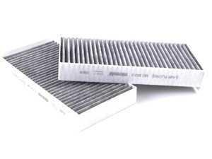 ES#3147580 - 64119321875 - Cabin Filter / Fresh Air Filter - Purifies the air coming into the cabin - Micronair - BMW MINI