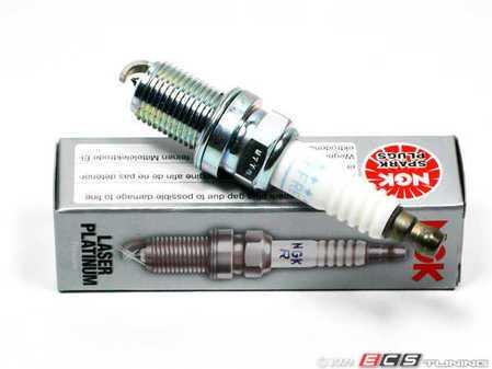 ES#7539 - pfr6q - Spark Plug (PFR6Q) - Priced Each - PFR6Q - Factory heat range plugs with platinum cores - NGK - Audi Volkswagen