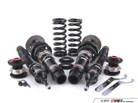 ES#3509399 - I-03-BR - BR Series Coilover Suspension Kit - Featuring 30 levels of adjustment and performance spring rates and valving that makes the BR Series perfect for both daily drivers and track warriors! - BC Racing - BMW