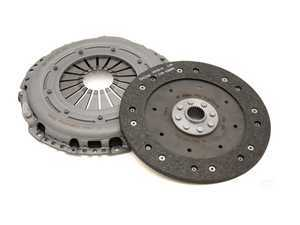 ES#3524826 - 881864999998KT - Sachs Performance Clutch Kit - Includes high-clamp pressure plate and full-face organic clutch disc - Handles up to 550+ Nm of torque - SACHS Performance - Audi