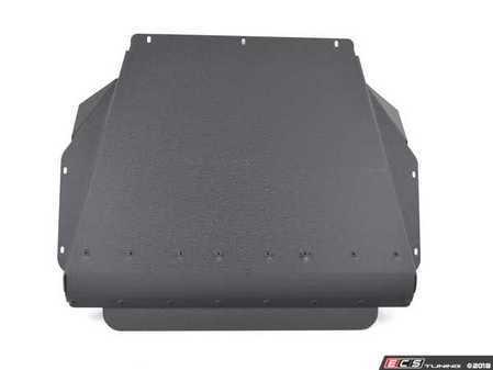 ES#3537156 - 021470tms05KT - Turner Motorsport Aluminum Skid Plate - Wrinkle Black Powder coat  - The ultimate upgrade for belly pan replacement is here! - Turner Motorsport - BMW