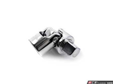 """ES#3521620 - SKT45190 - 3/8"""" Dr Universal Joint Chrome - You can turn the corner with this adapter - SK Tools - Audi BMW Volkswagen MINI Porsche"""