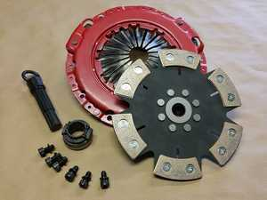 ES#3468999 - 03-655RKS - Stage 3 6 Speed Kevlar Clutch pack - Replacement performance pressure plate and disc: Kevlar friction - JM Turbo Coopers - MINI