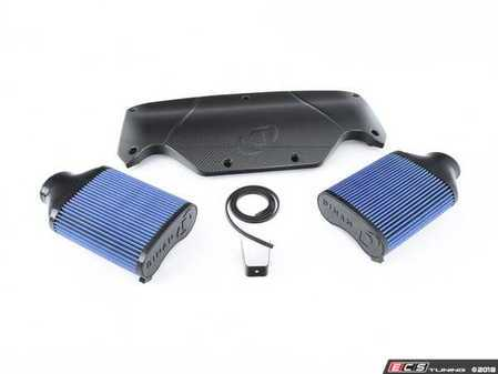 ES#3432480 - D760-0047 - Dinan Carbon Fiber Cold Air Intake - Over 200% increase in filter size over the restrictive stock intake! - Dinan - BMW