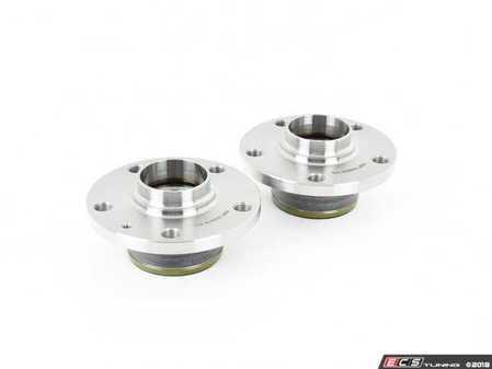 ES#3410640 - 1T0598611BKT3 - Rear Wheel Bearing Kit - Featuring GSP wheel bearings - Assembled By ECS - Audi Volkswagen