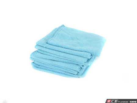 """ES#3209714 - HW13-10 - Microfiber Towel 14""""x14"""" (10 pack) - The most used tool in a detailer's arsenal! - Patterson Car Care - Audi BMW Volkswagen Mercedes Benz MINI Porsche"""