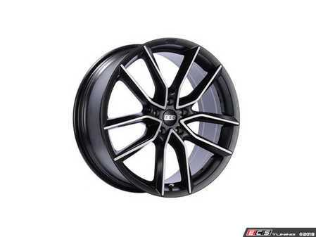 "ES#3514297 - xa0103bpkKT - 19"" Style XA 103 Wheels - Square Set Of Four - 19x8.5 5x120 ET32 PFS in Satin Black with a diamond cut face. - BBS - BMW"
