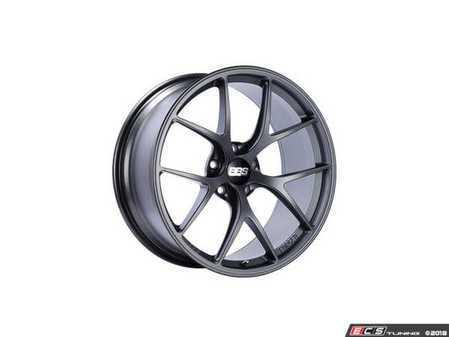 """ES#3476128 - fi029tiKT - 20"""" Style FI Wheels - Square Set of Four  - 20x9.5 5x120 ET26 in Satin Titanium. - BBS - BMW"""