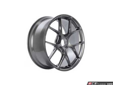 "ES#4019996 - fir137-pgKT - 19"" Style FI-R Wheels - Staggered Set Of Four - 19x9.5 ET22 and 19x10.5 ET35 5x120 72.5CB in Platinum Gloss. - BBS -"