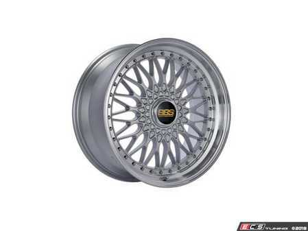 "ES#3514466 - rs541hspkKT - 19"" Style RS 541 Wheels - Square Set Of Four - 19x9 5x120 ET20 PFS. Silver Center with a diamond cut lip. - BBS - BMW"