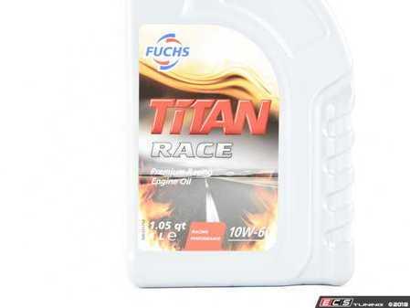 ES#3420032 - 600741679 - TITAN Race Engine Oil (10w-60) - 1 Liter - Premium engine oil for passenger vehicles - Fuchs - BMW